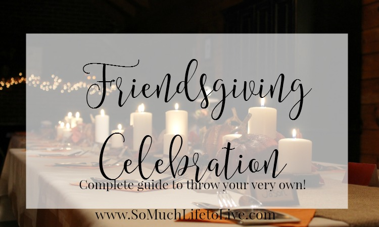 How to throw a Friendsgiving