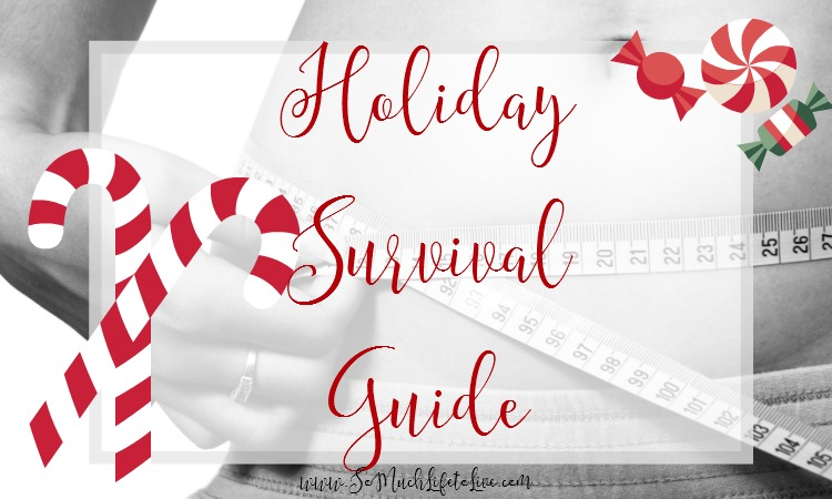 Holiday Survival Guide ~ Self Care Challenge