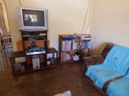 Clement's living room