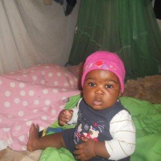 Gresham's daughter Tawonga