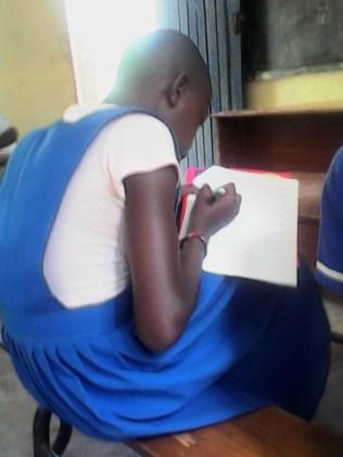 Malita busy with exams