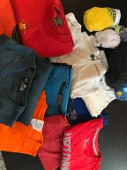 All the clothes you donated