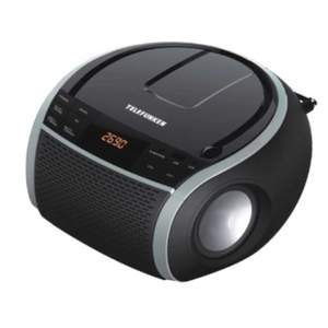 TELEFUNKEN-TCD-Portable-Radio