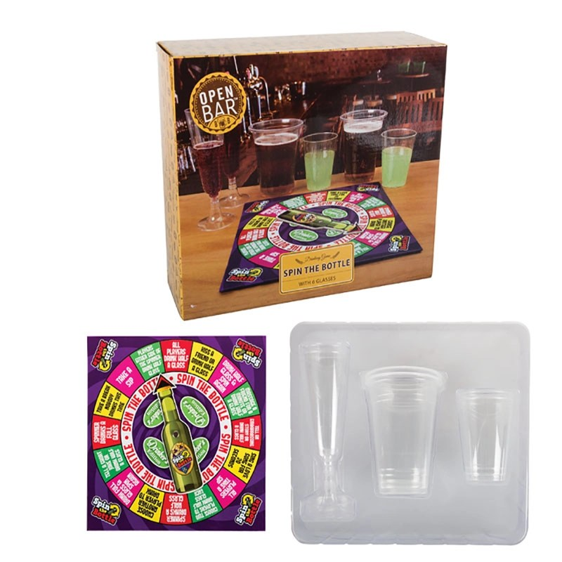 Tic Tac Toe Drinking Game
