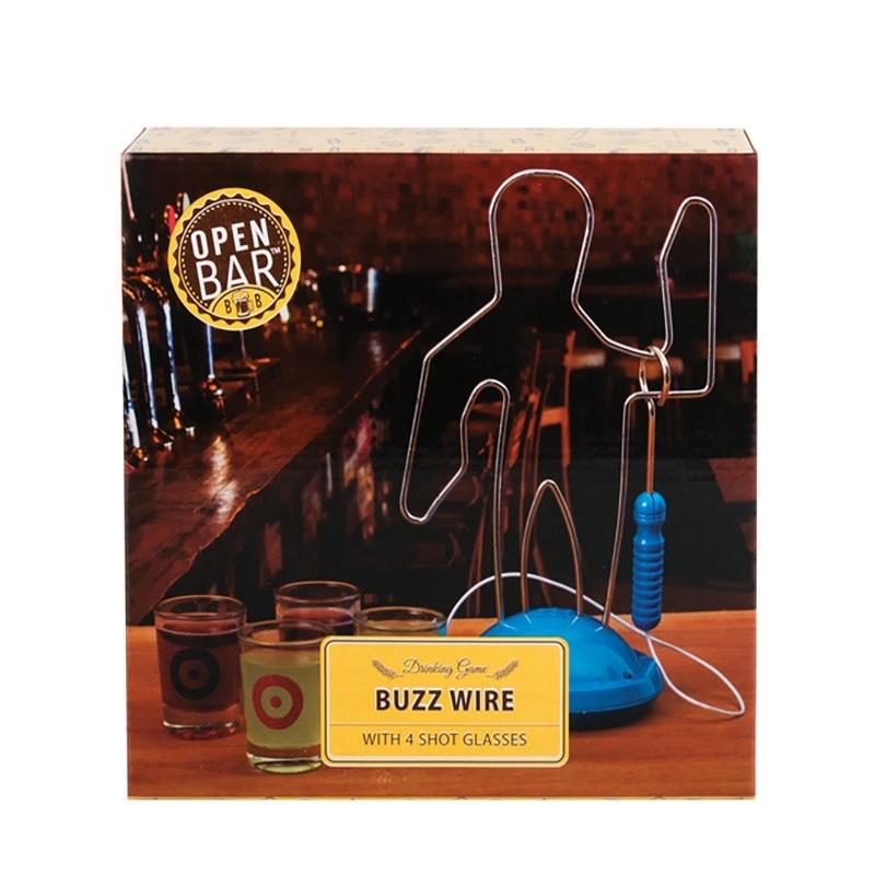 Drinking Game Buzz Wire