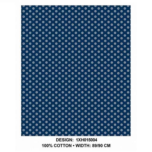 3 Cats Fabric - CW04 ShweShwe Fabric Per Meter