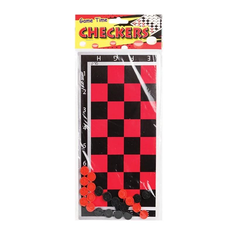 Checkers Game Set
