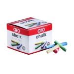 ARO Chalk 100-Pack Assorted