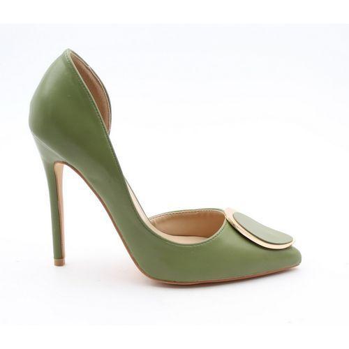 Abra high heel court shoe avo