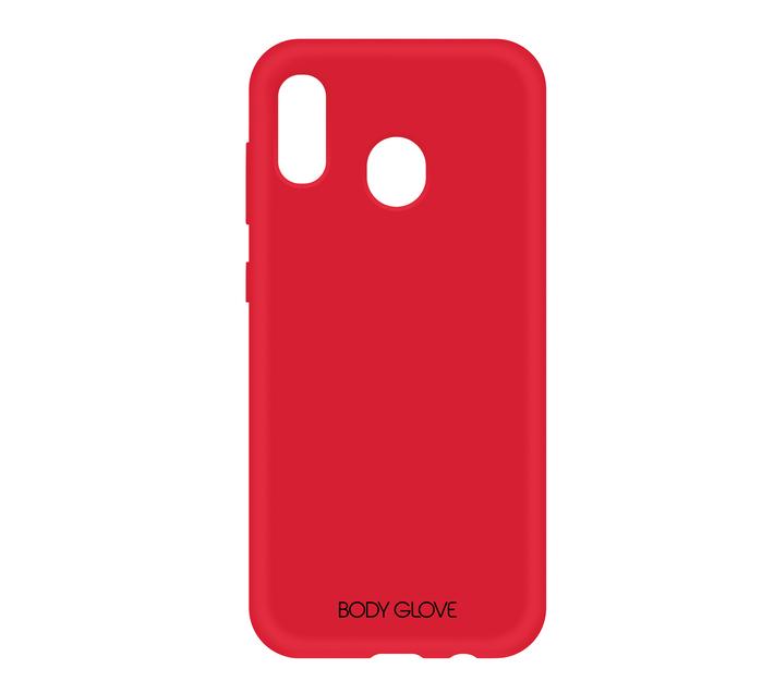 Body Glove Silk Case - Samsung Galaxy A30/ A20 (Red)