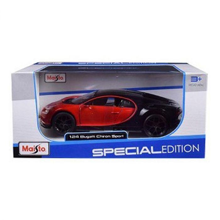 Bugatti Chiron 1:24 Scale