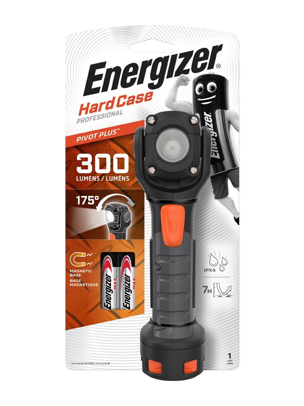 Energizer ® Hard Case Pivot 2AA
