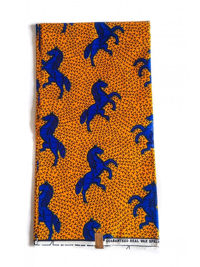 Hhashi Poly African Print Fabric