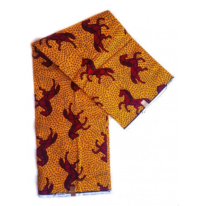 Hhashi Prime African Print Fabric