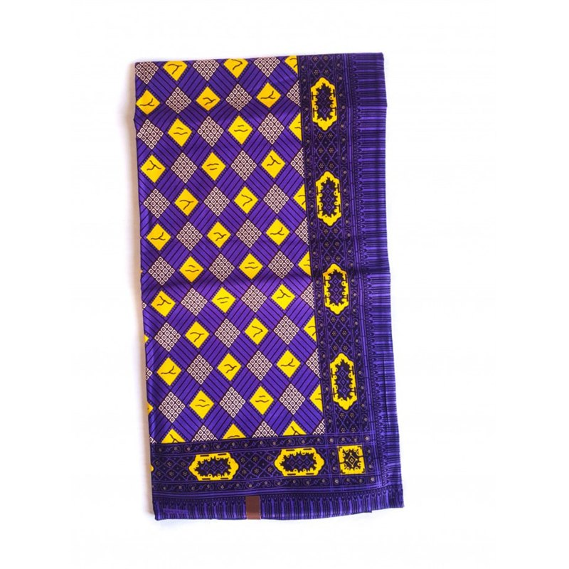 Hiero African Print Fabric