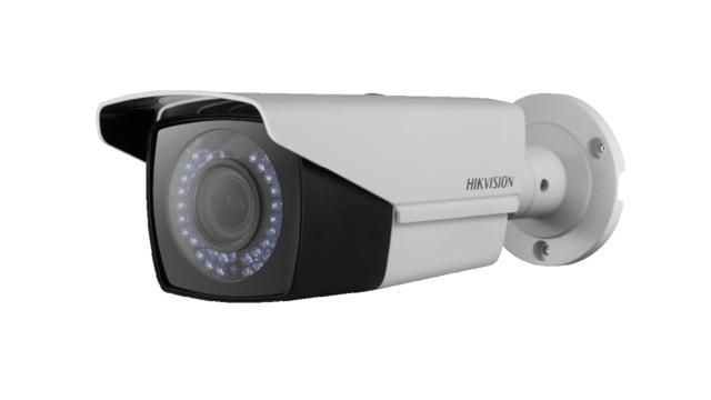 Hikvision 720P IR Vari-Focal Turbo HD Bullet Camera DS