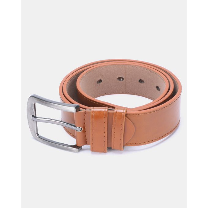 Joy Collectables Classic PU Belt Brown
