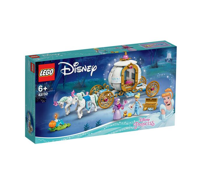 Lego Cinderella's Royal Carriage