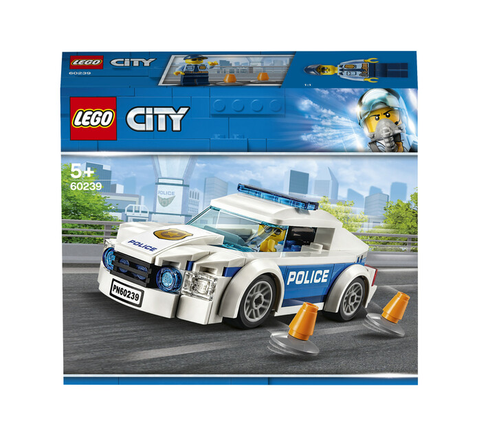 Lego LEGO CITY POLICE EXTRA CITY 1