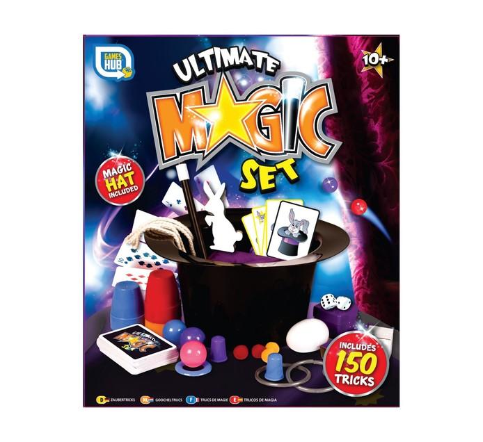 Magic Mega Magic Box 150 Tricks