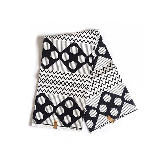 Mono African Print Fabrics polyester ankara