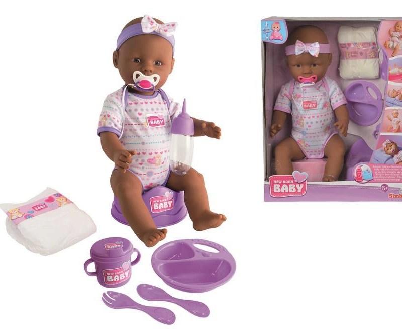 New Born New Born Baby Doll