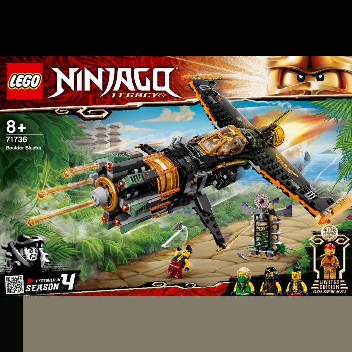 Ninjago Boulder Blaster (71736)
