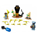 Ninjago Epic Battle Set - Jay vs. Serpentine (71732)