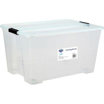 Seagull Clear Storage Box