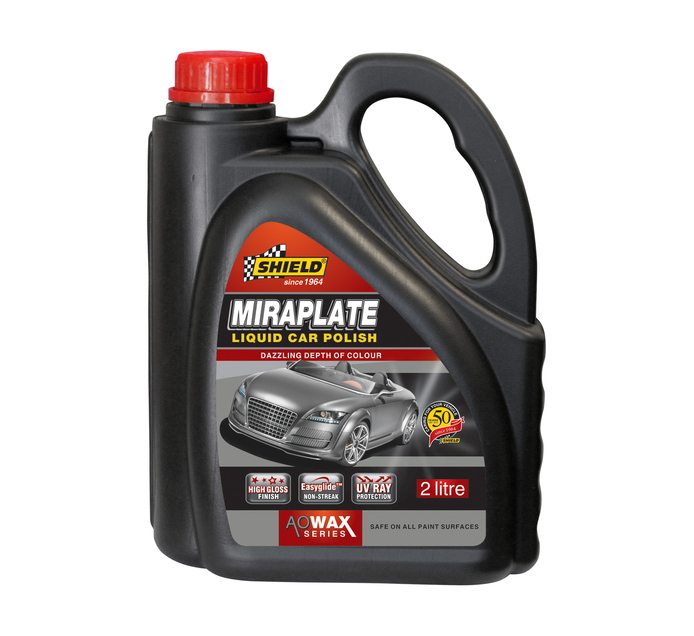 Shield 2 l Shield Miraplate Liquid Car Polish