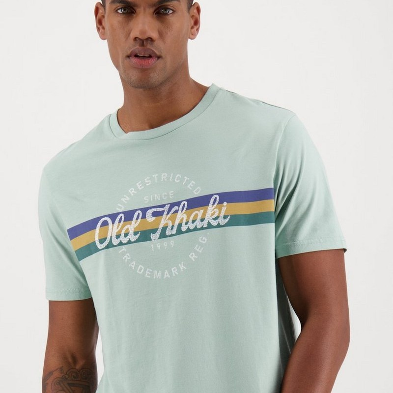 MEN'S OLIVER RELAXED FIT T-SHIRT