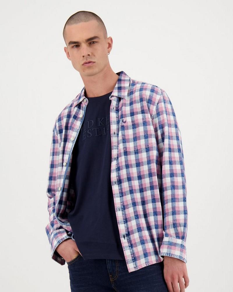 Mens Nicholas Slim Fit Shirt