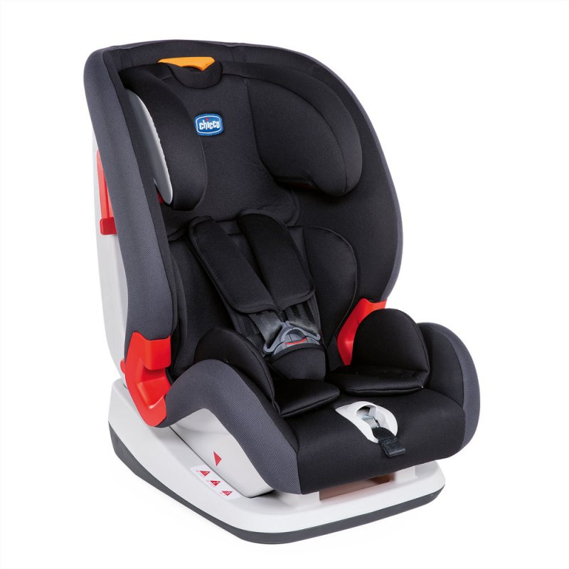 Chicco Youniverse Isofix Car Seat Black Group 1/2/3