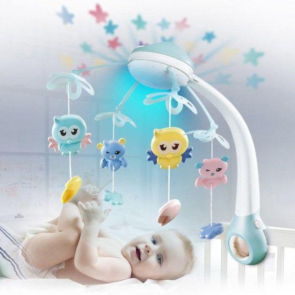 baby bed bell