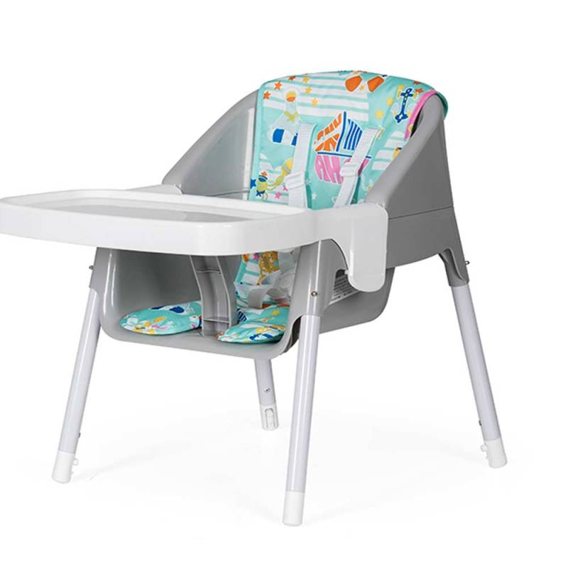 Evenflo Trillo 3in1 High Chair Grey