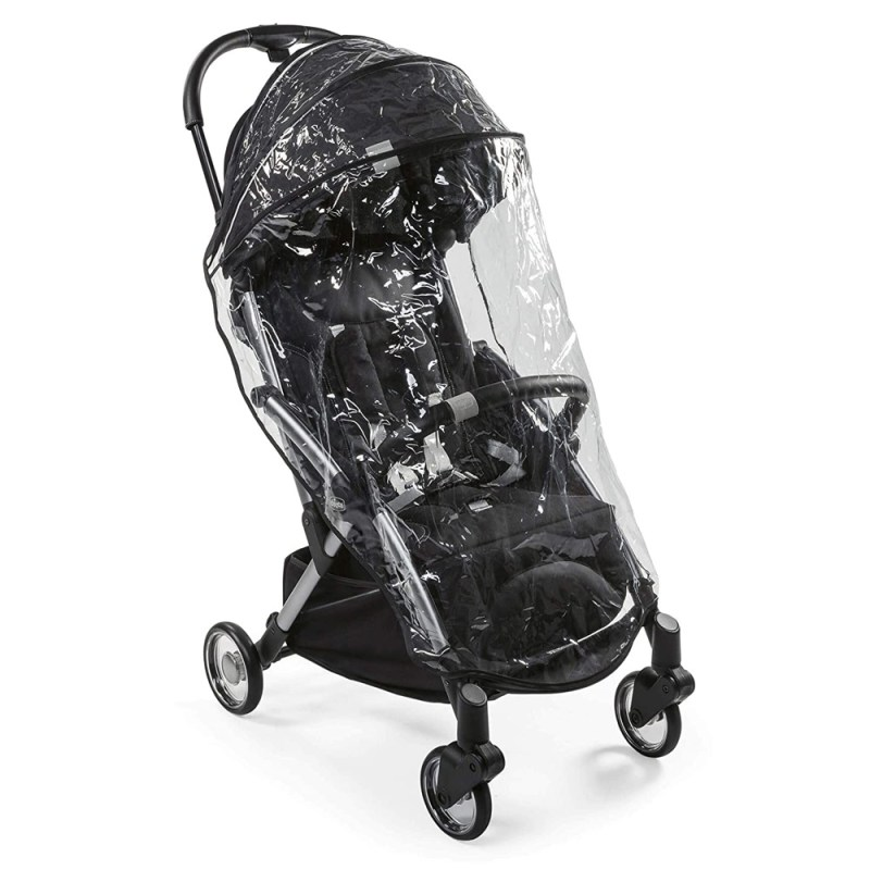 Chicco Goody Auto Fold Stroller Graphite
