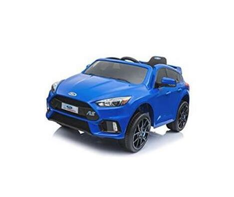 Kids Electric Ride On Car Ford Focus RS Blue