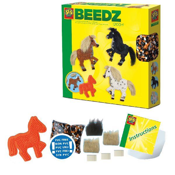 Ses Creative Iron On Beads Horses