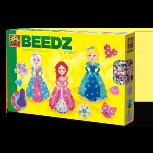Ses Creative Iron On Beads Princesses