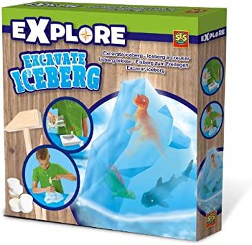Ses Creative – Excavate Iceberg