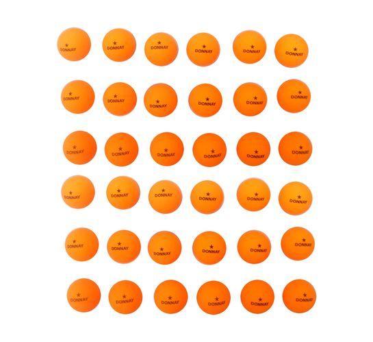 Donnay 1-Star Bucket of 36 Balls