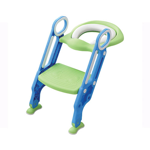Baby Leo Baby Training Ladder Green