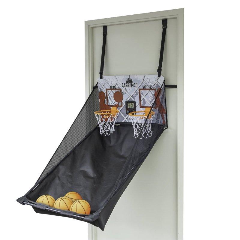 Carromco Basketball Arcade Game Over Door