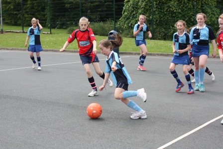 Girls Football Match19