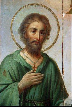 sveti Aleksij - berač