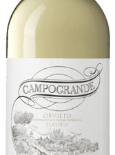Vin blanc Orvieto d'Umbria