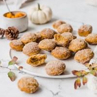 Healthier Pumpkin Bites