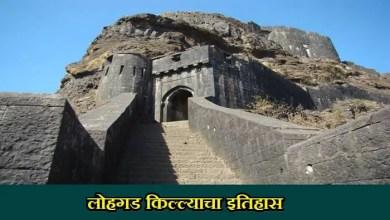 Photo of लोहगड किल्ल्याचा इतिहास Lohgad Fort History In Marathi