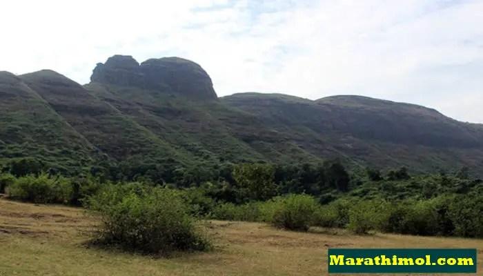 Ahivant Fort Information In Marathi