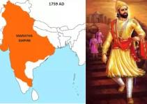 जाणून घ्या मराठा साम्राज्याचा इतिहास Maratha Empire History In Marathi
